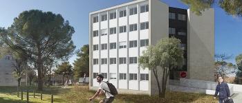 Portrait de Thomas Landemaine, architecte du Bâtiment E de la Cité U du CROUS Montpellier Occitanie